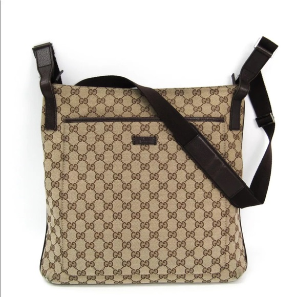 6d89b301a5af Gucci Handbags - Authentic GUCCI unisex crossbody bag